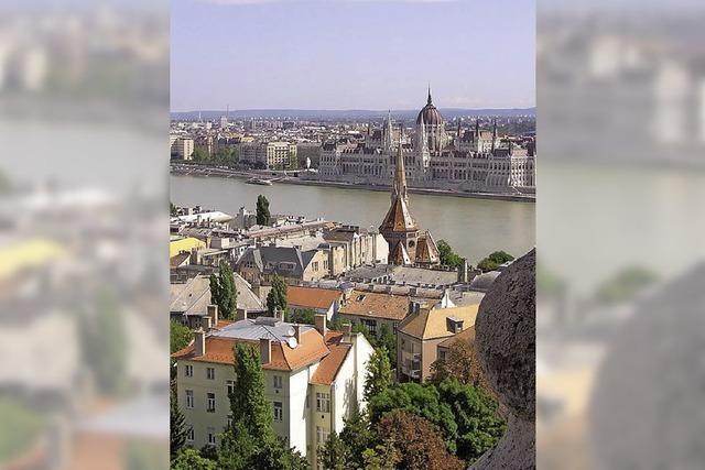 Budapest, Schönheit an der Donau