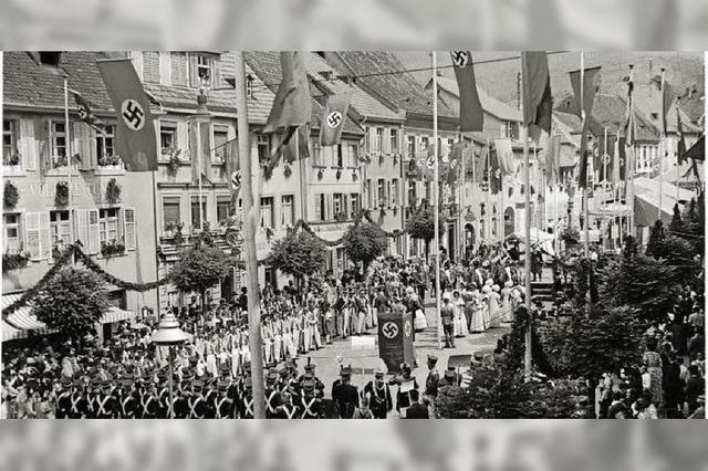 Stadt sucht Leihgaben aus der NS-Zeit