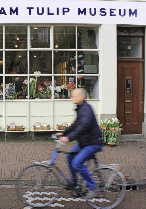 Lohnenswert: Museum an der Prinsengracht in Amsterdam    Foto: dpa-tmn