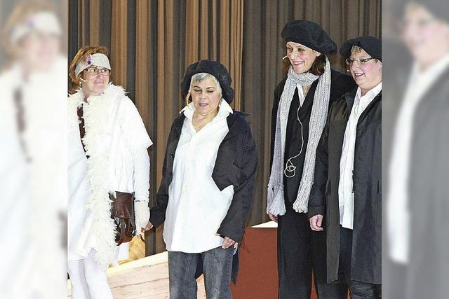 Landfrauentreffen mit Theaterstück