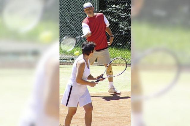 Tennisclub steht vor einer großen Herausforderung