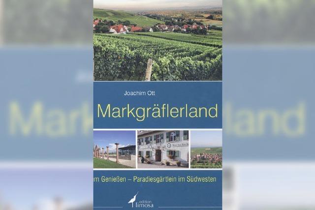 Buch übers Markgräflerland