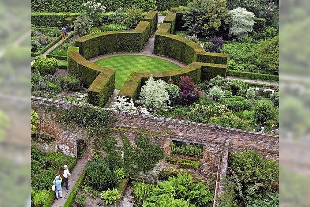 England ist ein Garten