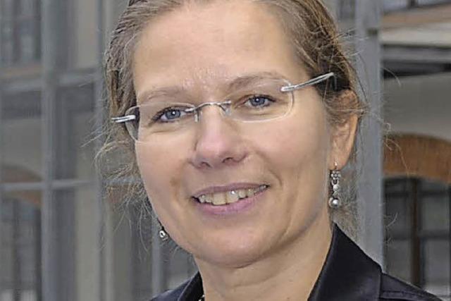 Diana Stöcker tritt in Rheinfelden an