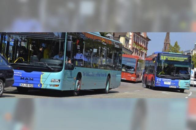 Stadt will Fahrgastzahlen steigern