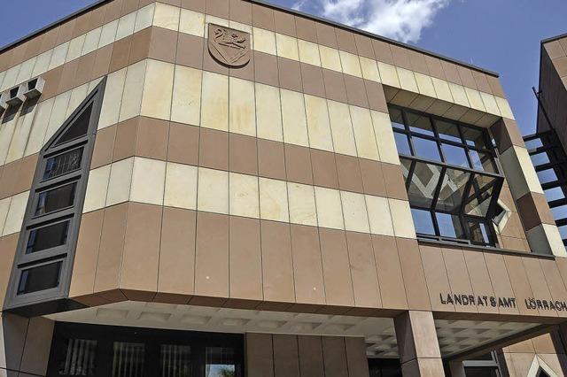 Das Landratsamt stellt sich neu auf