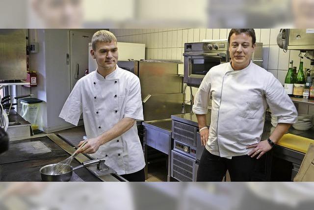 Jonas Benz erlernt trotz Behinderung seinen Traumjob Koch