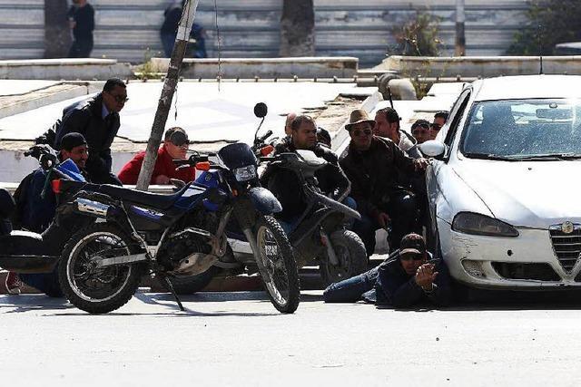Brutale Jagd auf Touristen: Terroranschlag in Tunis
