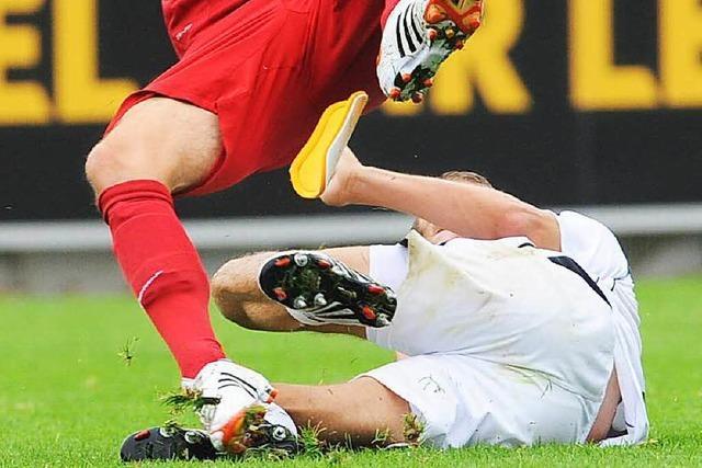 Kreisliga-Fußballer steht nach Foulspiel vor Gericht