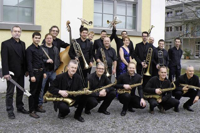 Das Big Sound Orchestra spielt in der Christuskirche