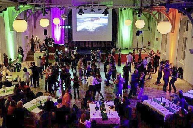 Salsa-Party in Emmendingen