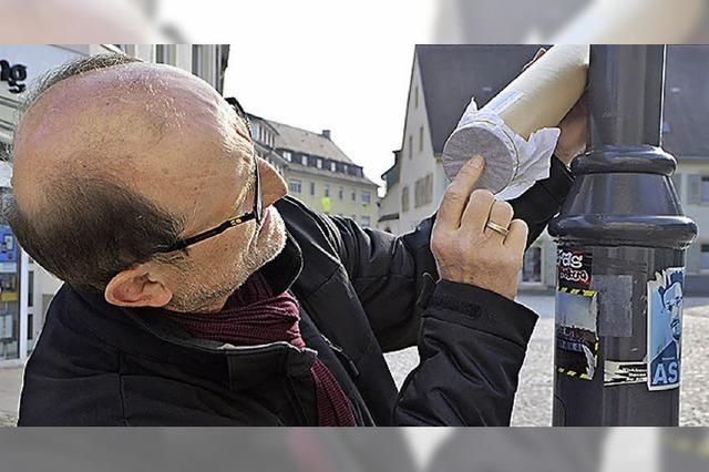 ÜBRIGENS: Eine Kamera, selbst gemacht