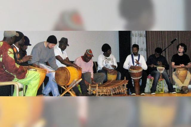 Rhythmen aus Afrika