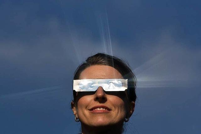 Abi geht vor Sonnenfinsternis