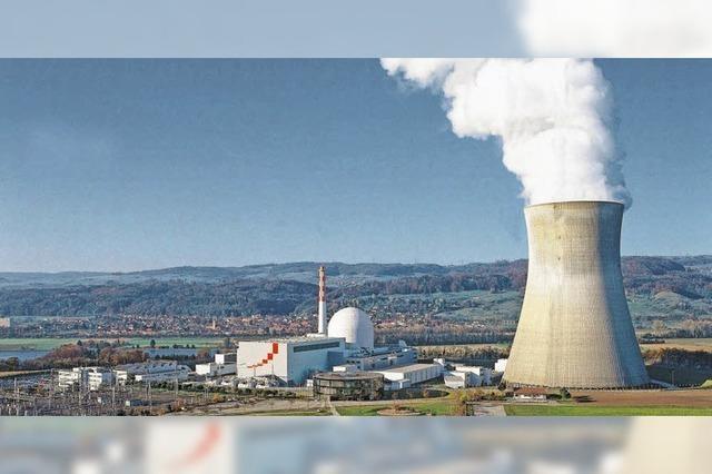 Experten stellen Notfallplan für Reaktorunfall in der Schweiz vor