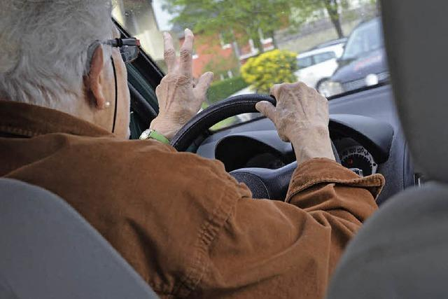 Offenburgs Senioren fahren lieber Auto als Bus