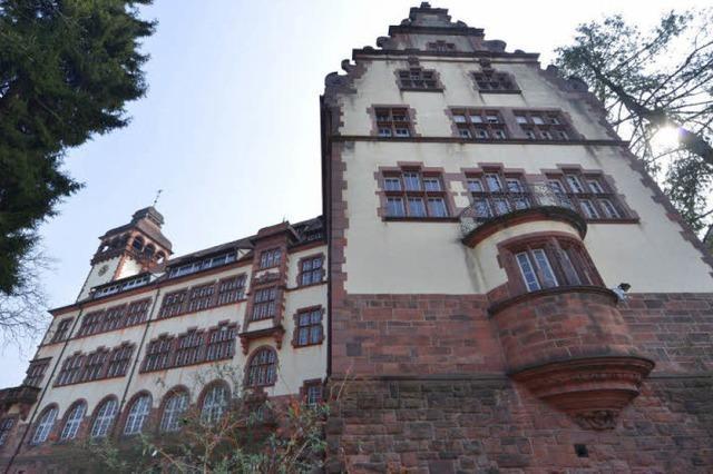 Am Lycée Turenne wird bisher nur das Nötigste saniert