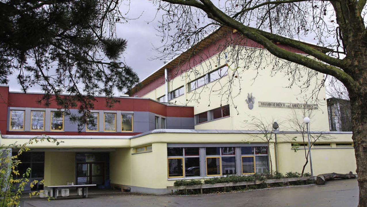 Spielt eine wichtige Rolle in der Bad ...nd Schüler: die Landeck-Werkrealschule    Foto: Archivfoto: Katja MIelcarek