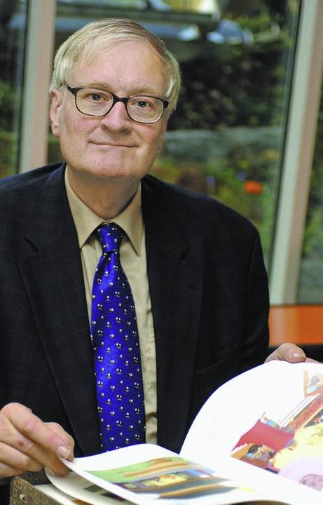 Der Sinologe Harro von Senger sprach an der DHBW.     Foto: zvg