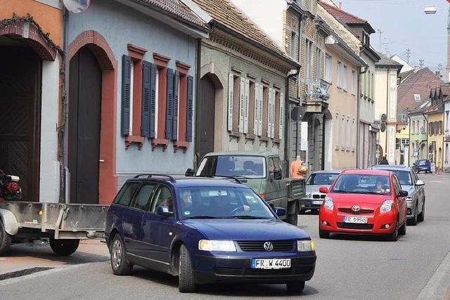 Gemeinde will Verkehrsprobleme lösen