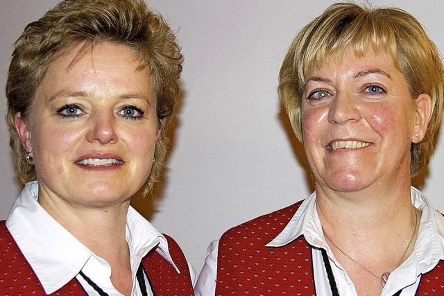 Veränderungen im Vorstand beim Liederkranz Grafenhausen