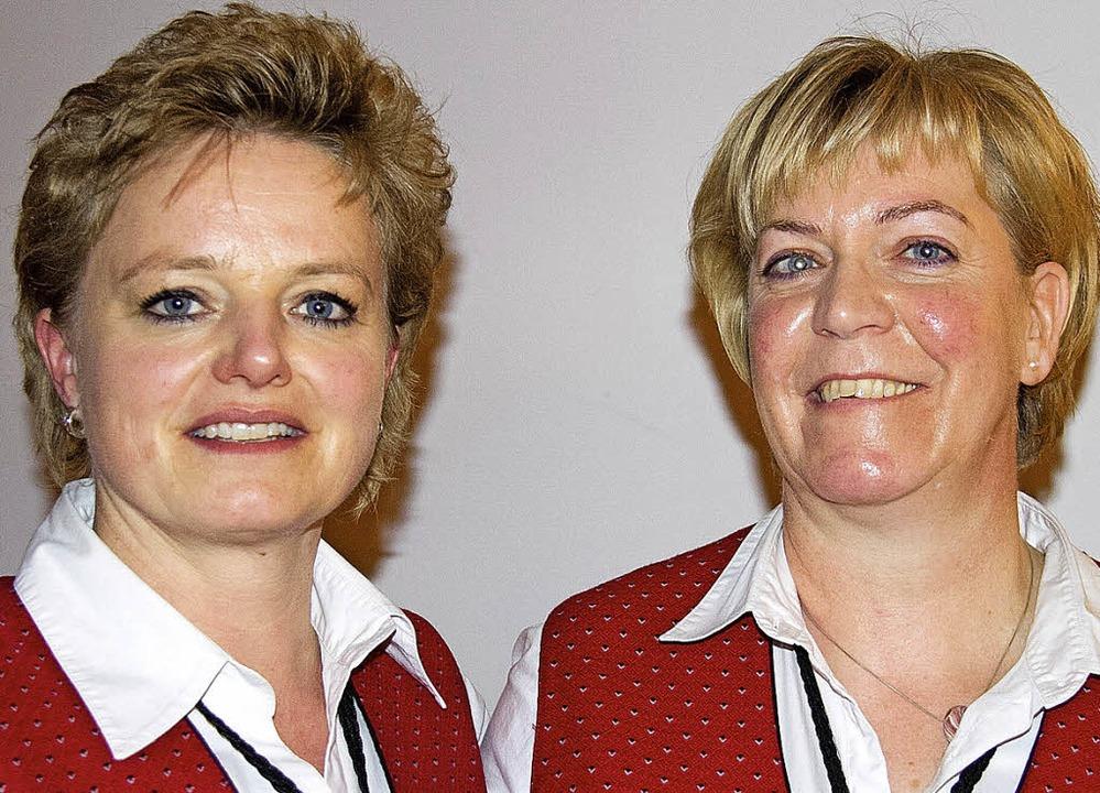 Beim Gesangverein Liederkranz wurde Jo...wählt, Birgit Müller zur Beisitzerin.     Foto: Chris Seifried