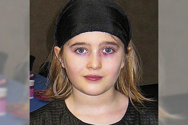 FRAGEBOGEN: Nina, 9 Jahre, Neuenburg
