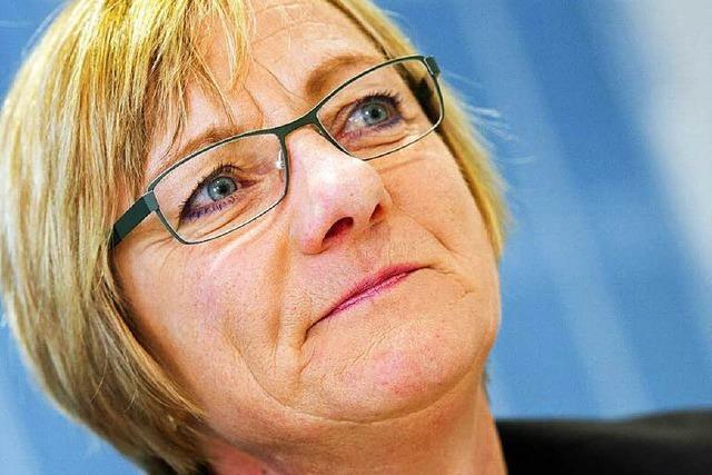 Edith Sitzmann ist Grünen-Kandidatin für Freiburg-West