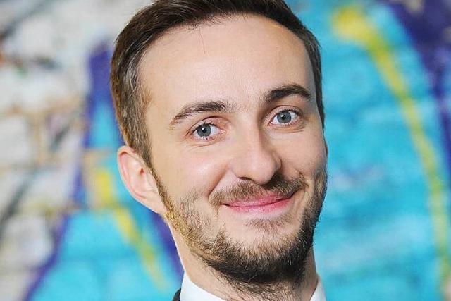 Das Gesicht hinter dem Finger: Wer ist eigentlich Jan Böhmermann?