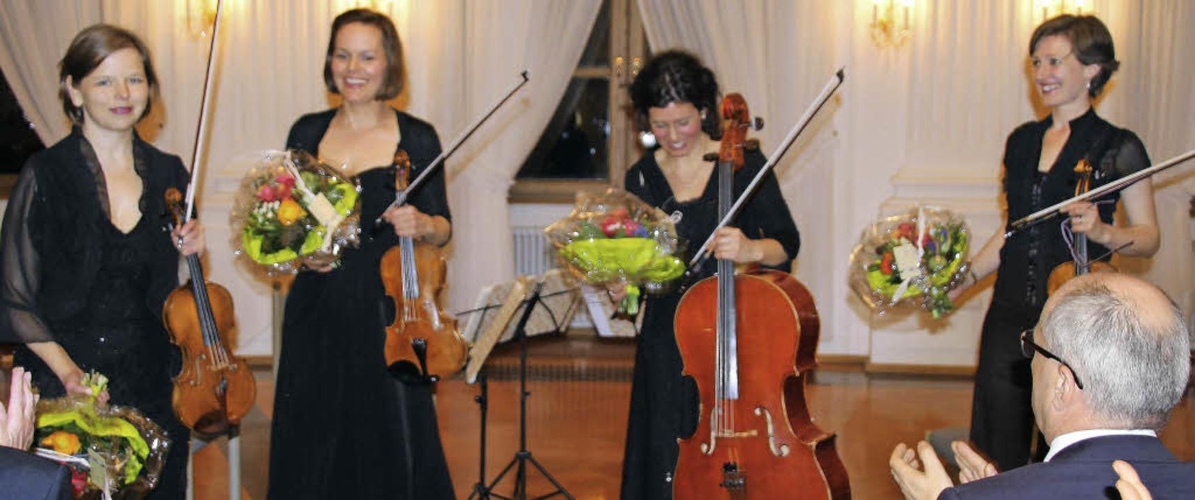 Ein Konzert der Spitzenklasse gaben Su...onen von Dvorak, Mozart und Ravel vor.  | Foto: Margrit Matyscak