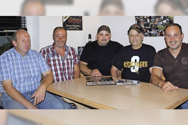 Wie kommen renommierte Hardrock-Bands nach Unadingen?