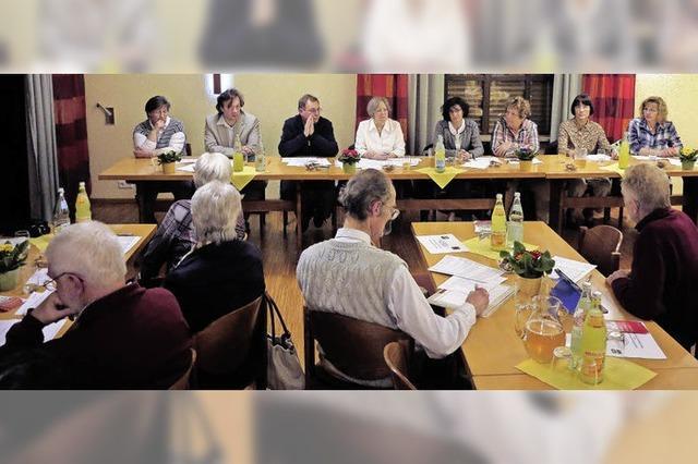 Sozialstation bietet ein Trauercafé an