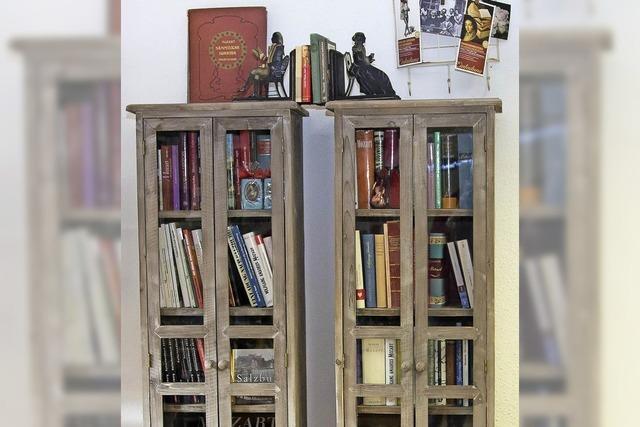 Bibliothek wurde erweitert