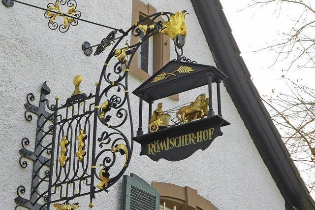 Der Römische Hof in Blansingen steht zum Verkauf