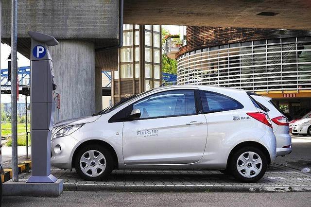 Carsharing-Anbieter freuen sich auf Stellplätze