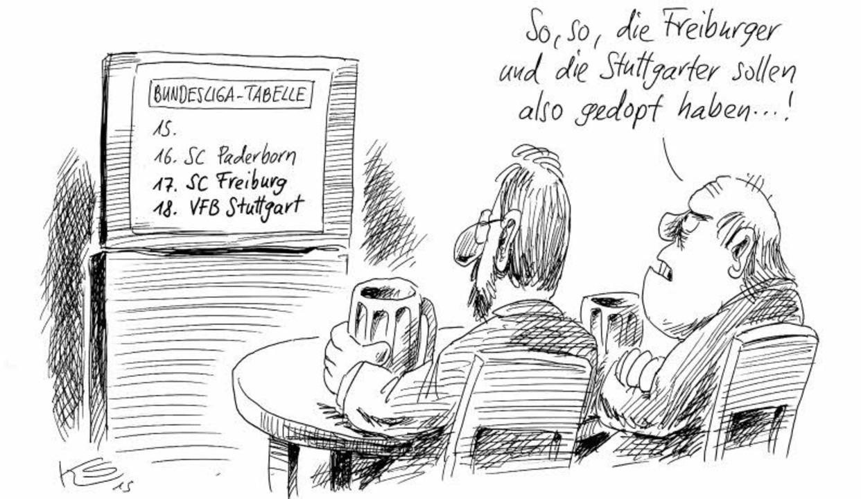 | Foto: Karikatur: Klaus Stuttmann