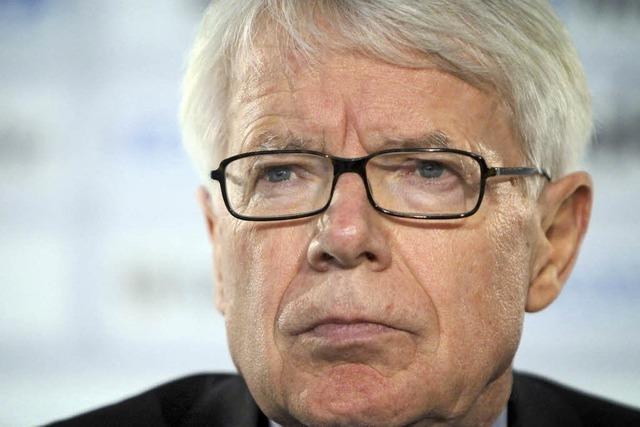 Die Kritik an der Fifa reißt nicht ab