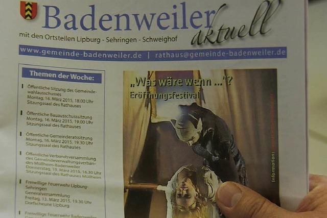 Bürgermeister-Wahlkampf: Zoff um Termine im Blättle