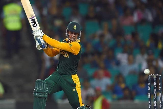 Schlagfertig und unverständlich: Die Cricket-WM