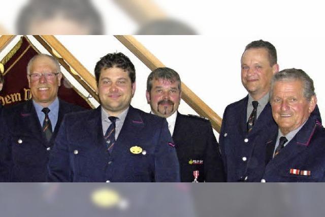Feldberger Feuerwehr 45 Mal zum Einsatz gerufen