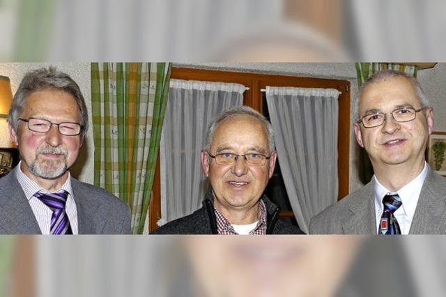 Ein Team aus drei Vorsitzenden löste die Vorstandsspitze ab