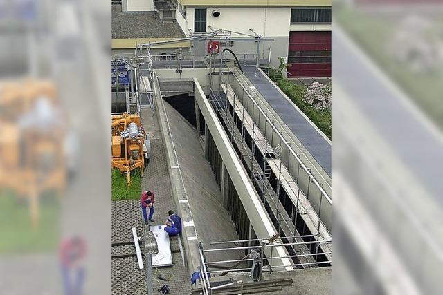 Kläranlage sorgt für Top-Wasser und knapp 74 000 Euro Überschuss