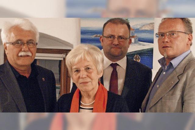 Sozialdemokraten in Wahlkampflaune