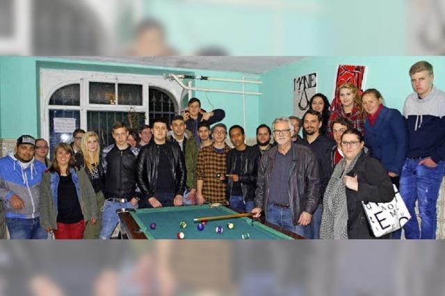 Jugendtreffs sind frisch renoviert