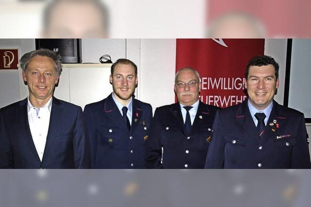 Feuerwehr weist einen hohen Leistungsstand auf