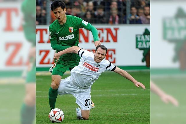2:0 gegen Augsburg: Mit zentraler Ruhe und Energie von der Bank