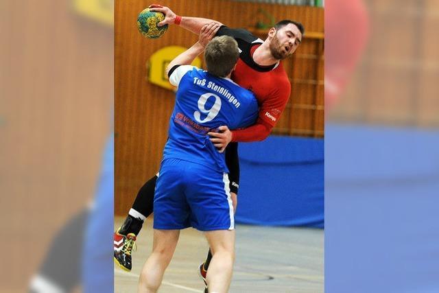 Weiler Handballer patzen im Topspiel