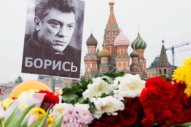 Warum wurde Boris Nemzow erschossen?
