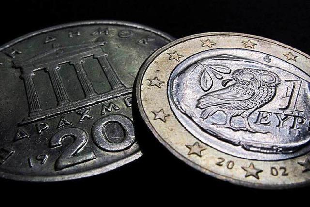 Griechenland-Krise: Letzter Ausweg Zweitwährung?