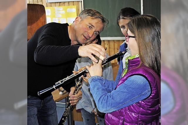 Musizieren im Klassenverband